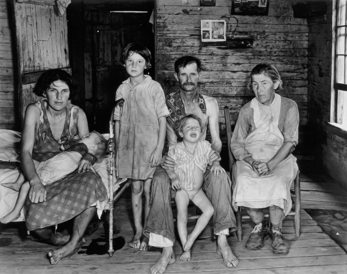 an analysis of the problem of depression affecting children in america Video: america during the great depression: the dust bowl, unemployment & cultural issues.