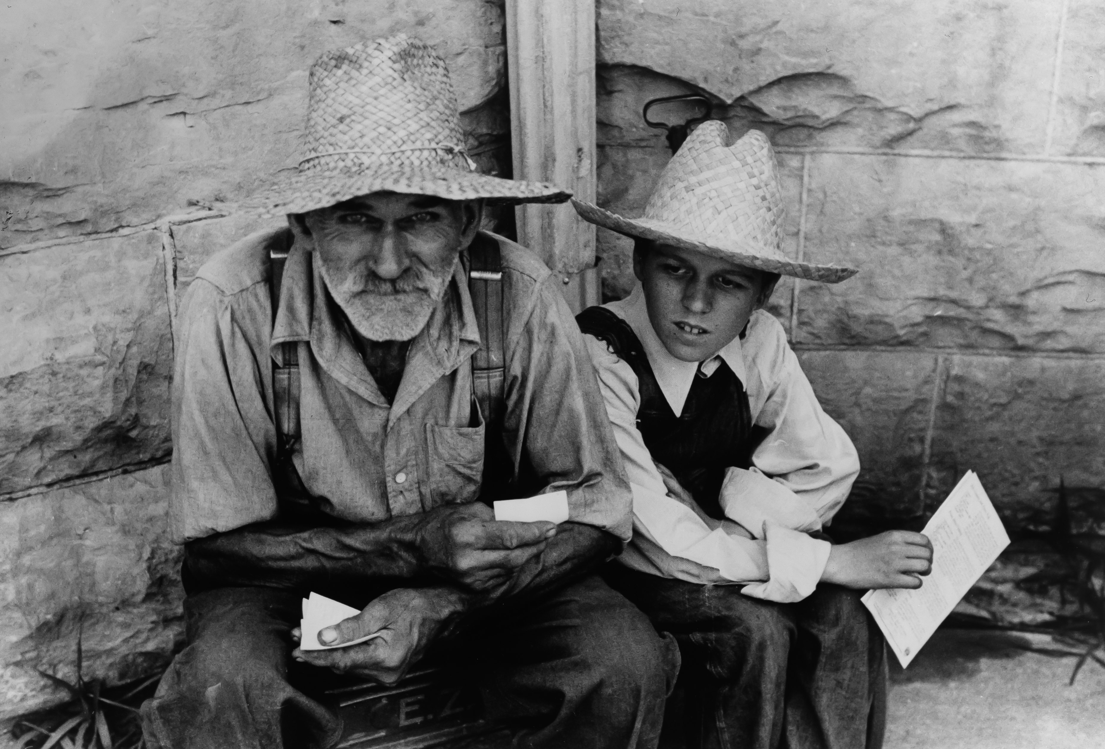 Ben Shahn | Photos of The Great Depression